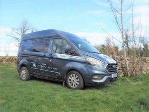 Highland Auto Campers 2 berth campervan