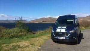 Highland Auto campers - Hector The Hi-Line Campervan