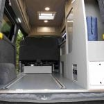 Auto Campers Sliding seat