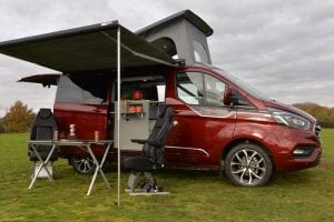 Highland Auto Campers campervan sales scotland