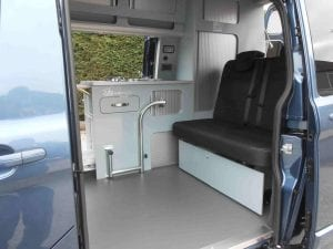 Highland Auto Campers interior