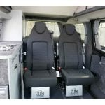 Highland Auto Campers removable bed 2