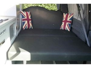 Highland Auto Campers removable bed 4