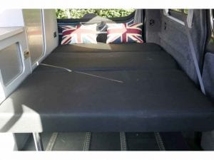 Highland Auto Campers removable bed 5
