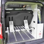 Highland Auto Campers removable bed 6