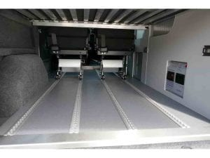 Highland Auto Campers removable bed 7