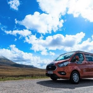 Highland Auto Campers Hire