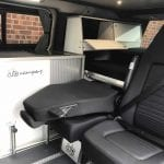 Higland auto Campers Day van removable bed 1