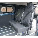 Higland auto Campers Day van removable bed 2