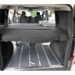 Higland auto Campers Day van removable bed 6