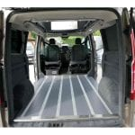 Higland auto Campers Day van removable bed 7