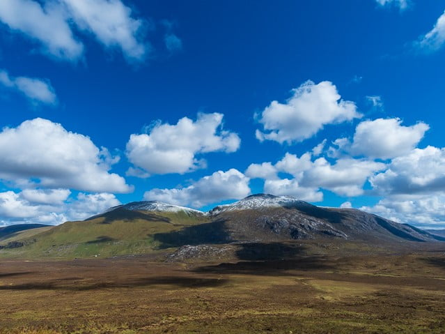 Scottish hills