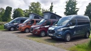 About Highland Auto Campers vans for sale Hire Fleet