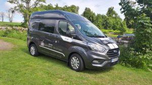 Skye - Highland Auto Campers 2 berth grey Campervan