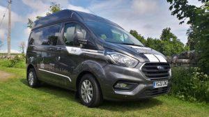 Highland Auto campers - Skye the Hi-Line campervan