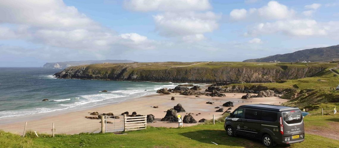 Highland Auto Campers. Campervan hire and sales in Inverness