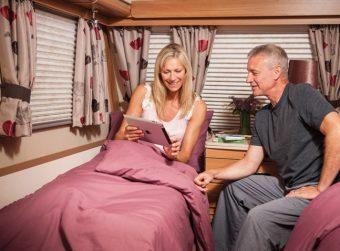 Caravan Bedding