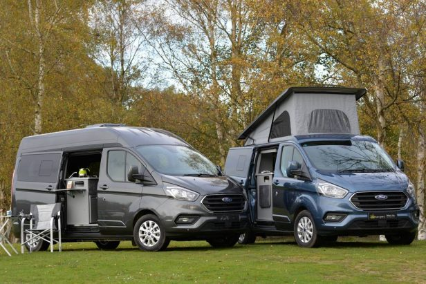 Campervan sales scotland